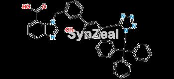 Picture of Trityl Hydroxy Candesartan  Impurity