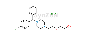 Picture of Hydroxyzine Dihydrochloride