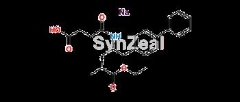 Picture of Sacubitril Sodium