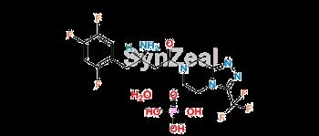 Picture of Sitagliptin Phosphate Monohydrate